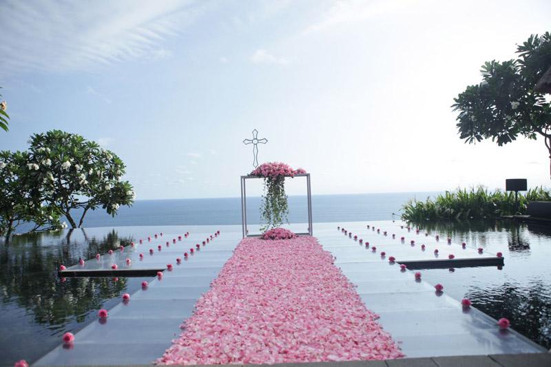Bvlgari Water Wedding
