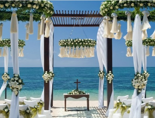 St Regis Elegance Beach Wedding