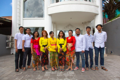 meet bali amazing wedding team