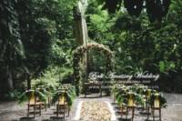 Paket wedding bali tropical jungle