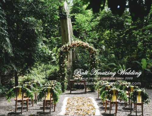 3 Recommended Wedding Venue in Bali (Wedding Package)