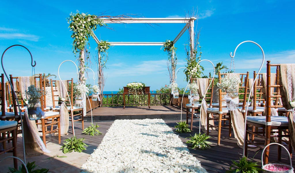 bali wedding ceremony decor for our client may 2019