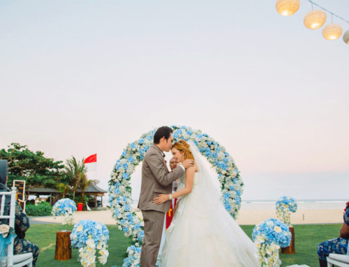 Bali Beach Wedding | 26 Sep 2019