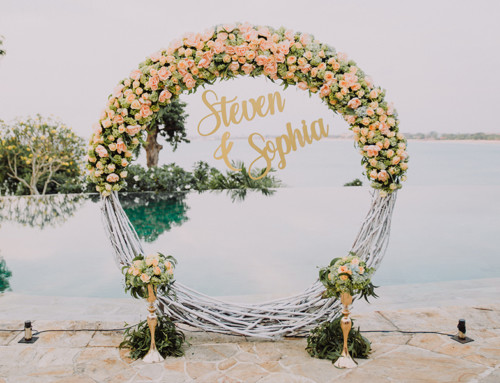 Blush Bali Wedding | Sep 2018